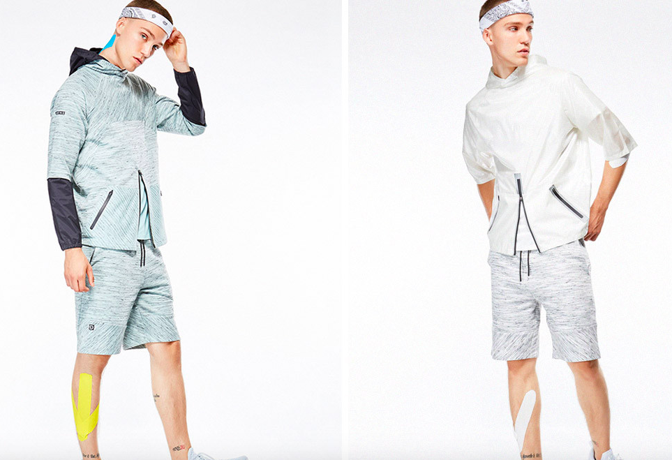 DYNE Shows Stitch-Free Collection at New York Fashion Week