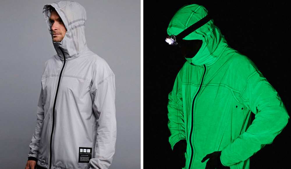 "Vollebak Debuts the Waterproof, Luminescent ""Solar-Charged Jacket"""
