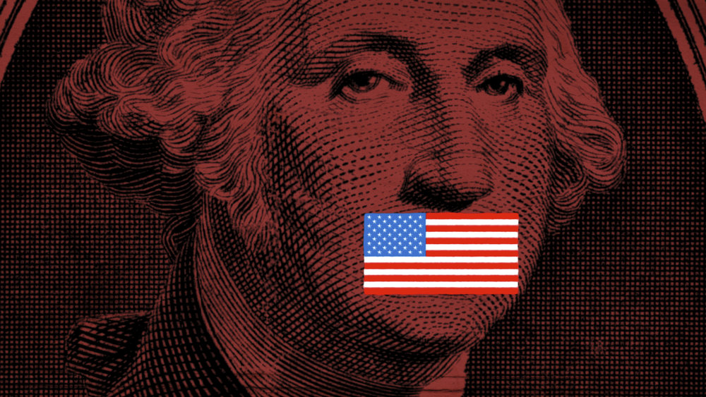 Washington, Governent Corruption