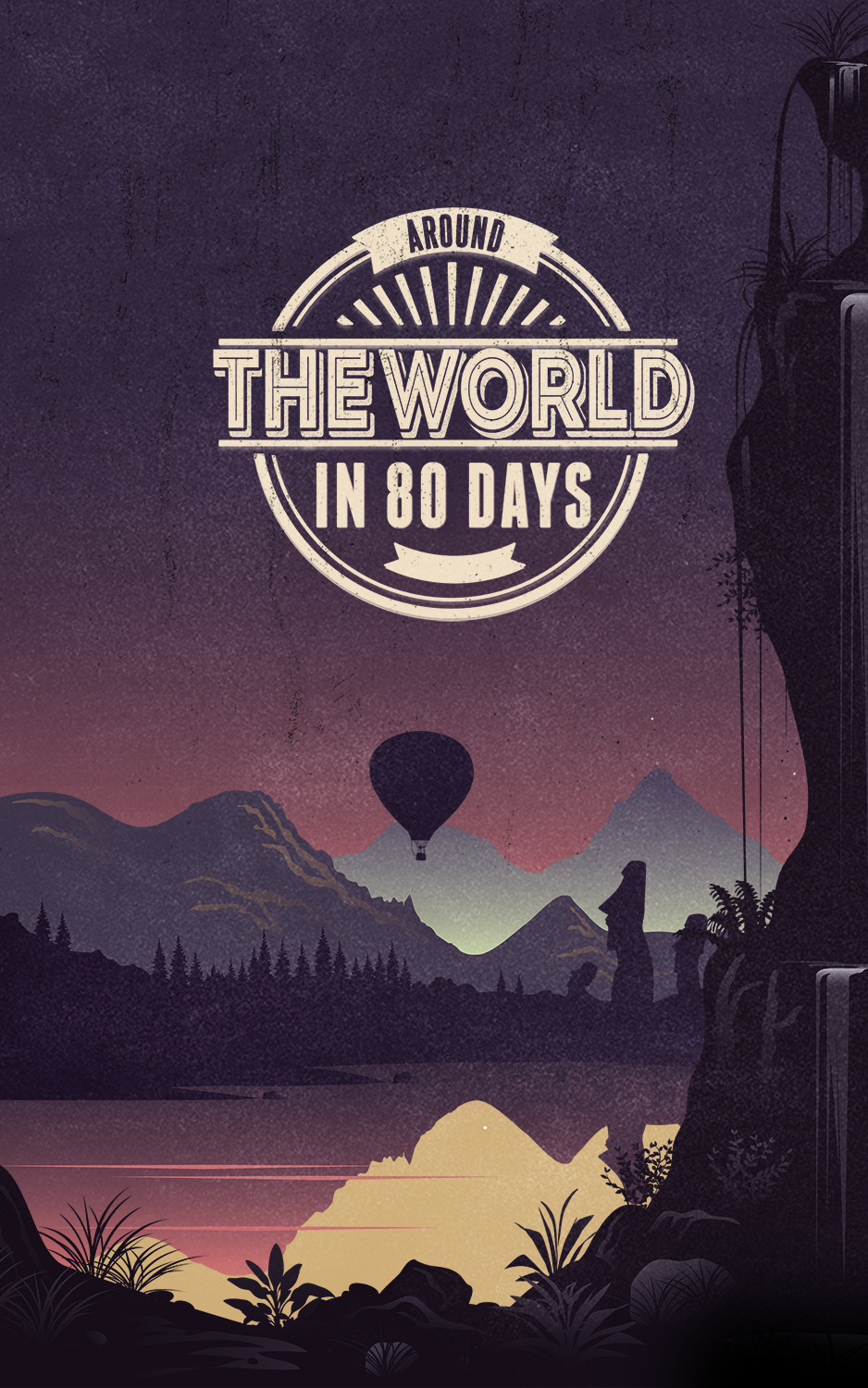 Around the World in 80 Days, Short Film