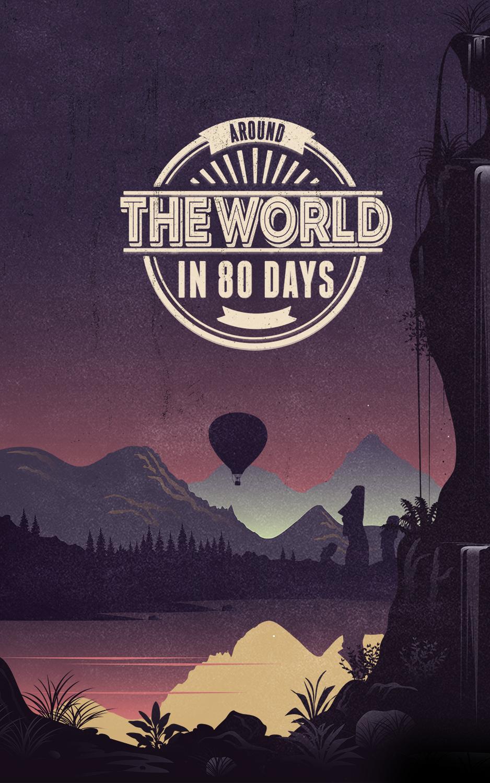 Around the World in 80 Days, Short Film