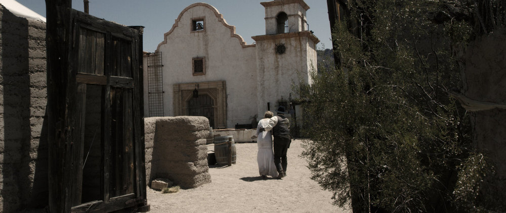 The Mission at Old Tucson Studios