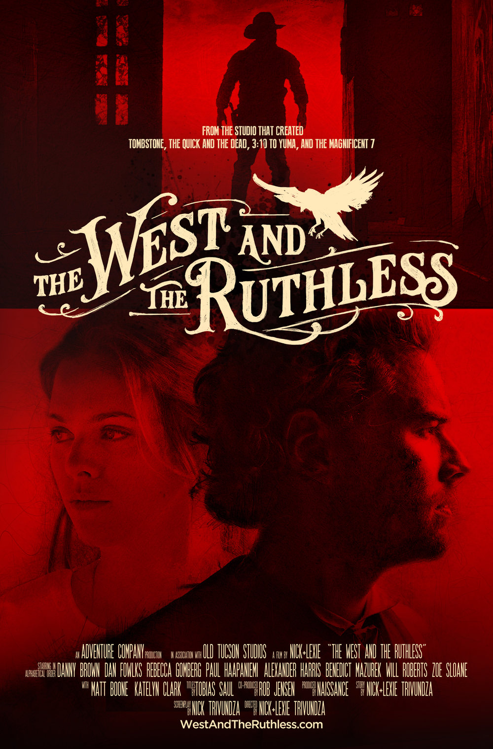 The West and the Ruthless, Official Poster 4.jpg