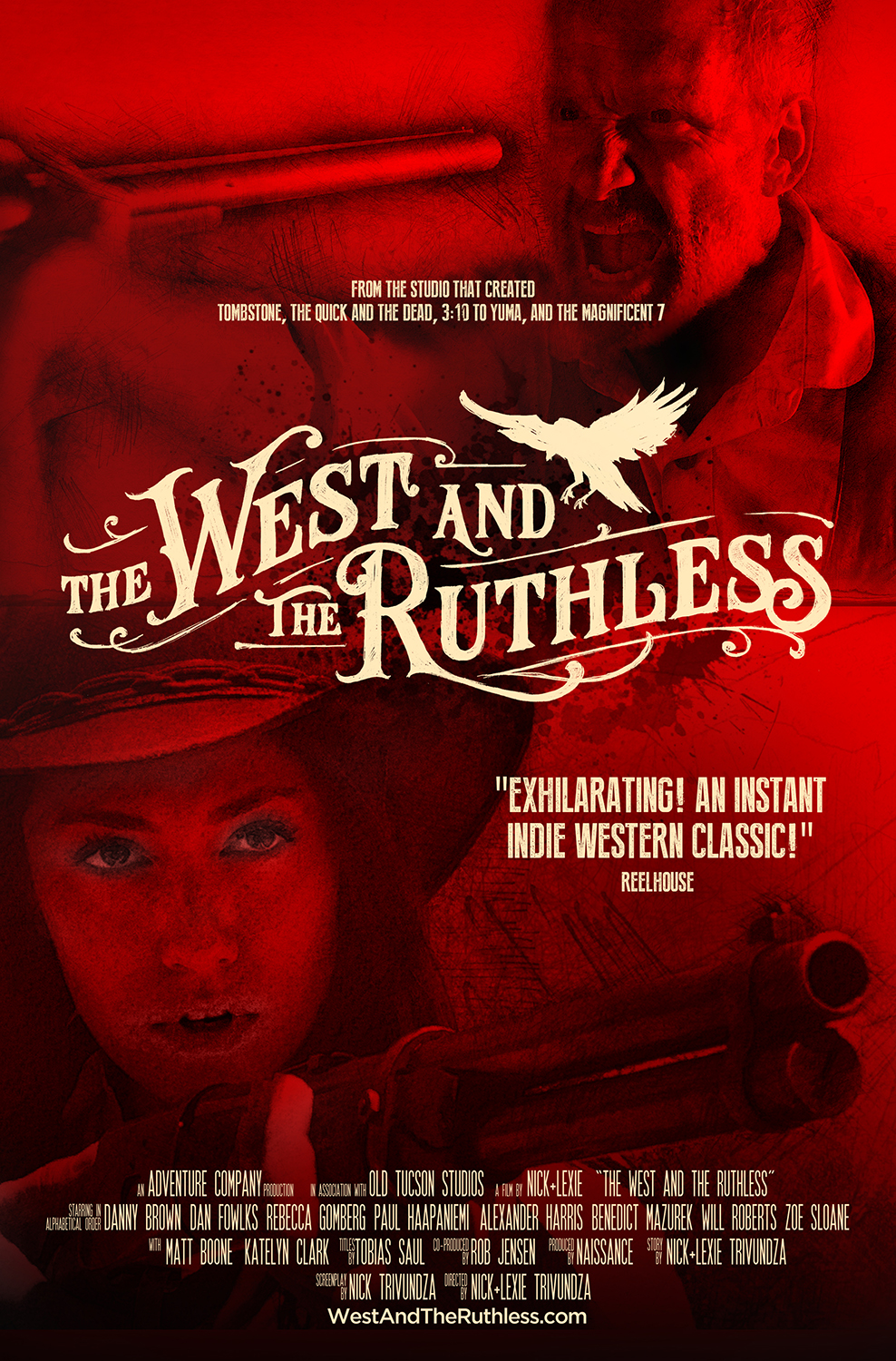 The West and the Ruthless, Official Poster 2 Web.jpg