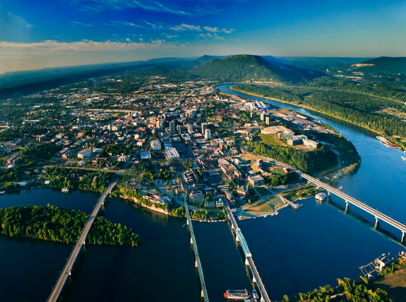 County-Wide Real Estate Market Trends Analysis for Hamilton County-Chattanooga, TN