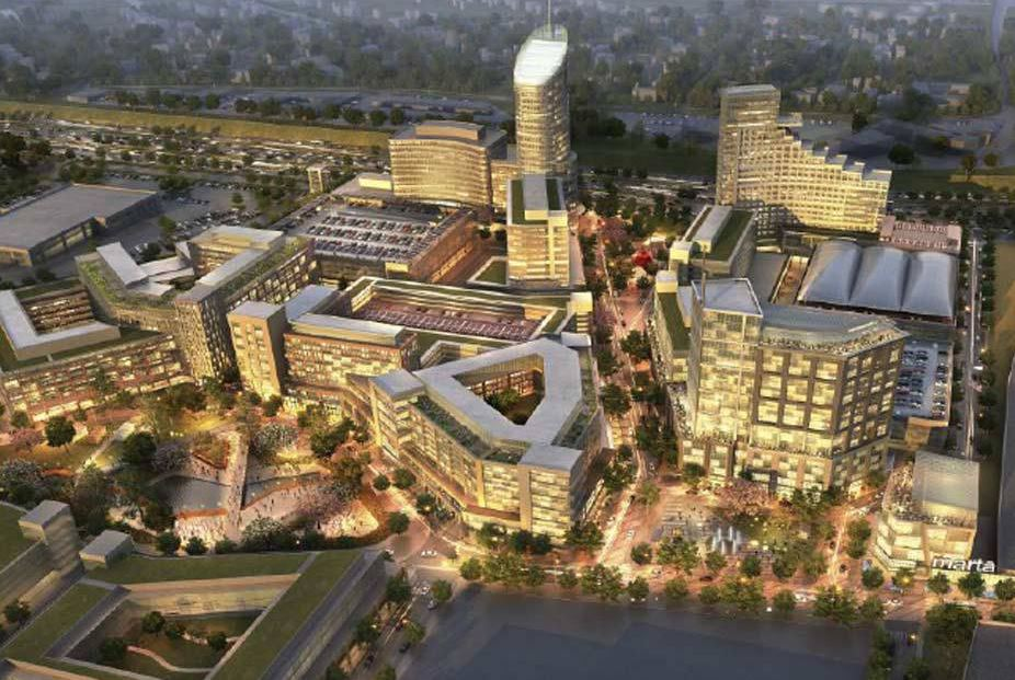 "Tax Allocation District for  Doraville's 160 Acre TOD ""The Assembly"""