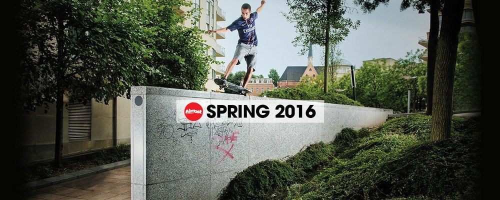 almost skateboards spring 16