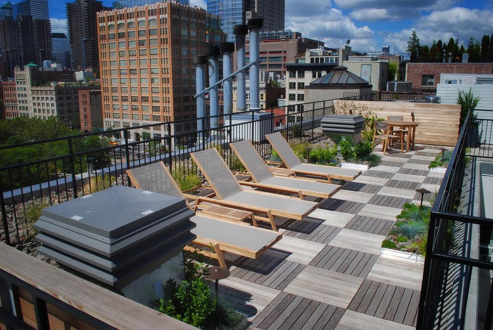 Tribeca Terrace