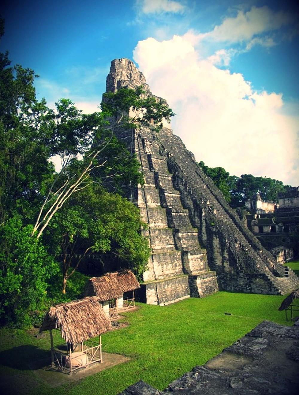 Los Maya!!