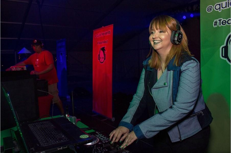 DJ Kimmy K Live @ ACL 2017