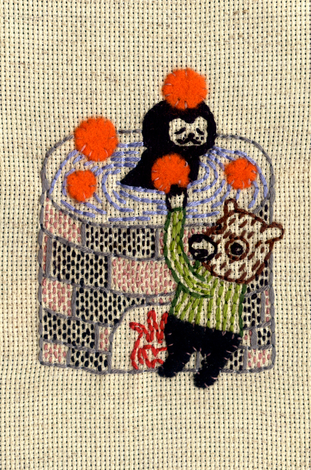 embroidery 4x6