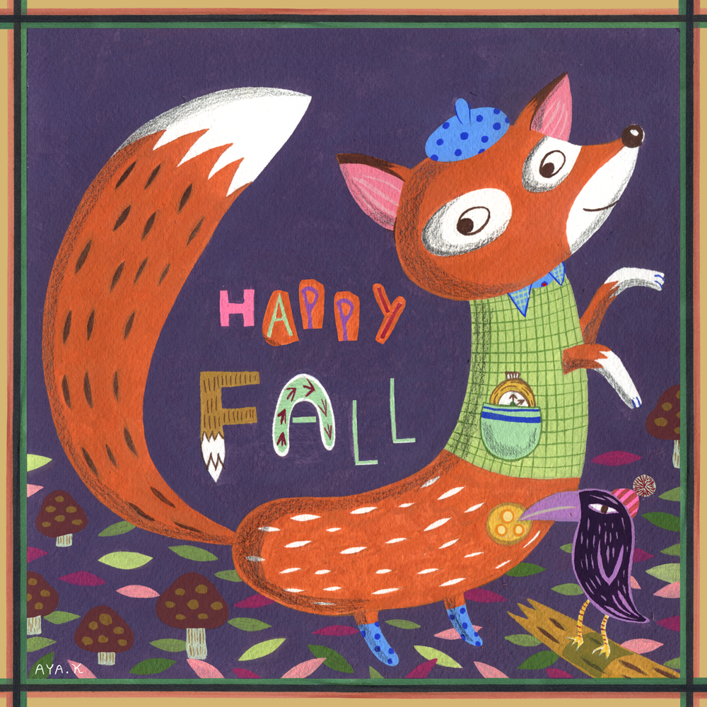 foxfall