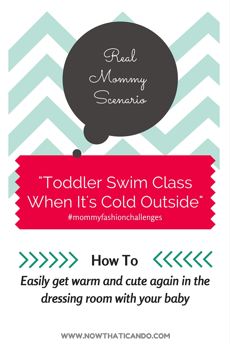A step-by-step list of what you should pack for the pool and how to get cute again in the dressing room with a baby or toddler at hand. // Mommy scenario // Mommy fashion // Mom style // How-to // Swim class