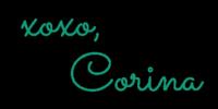 xoxo Corina