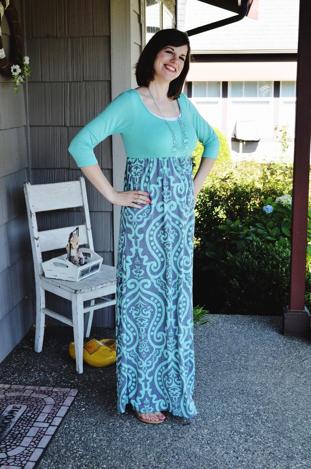 maxi dress 5 3