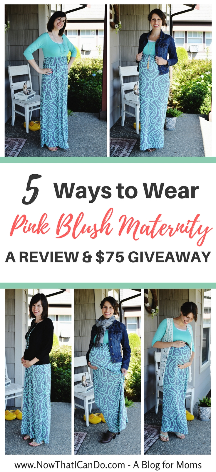 5 Ways To Wear Red Lipstick Like A French Girl: 5 Ways To Wear A Pink Blush Maxi Dress: A Review