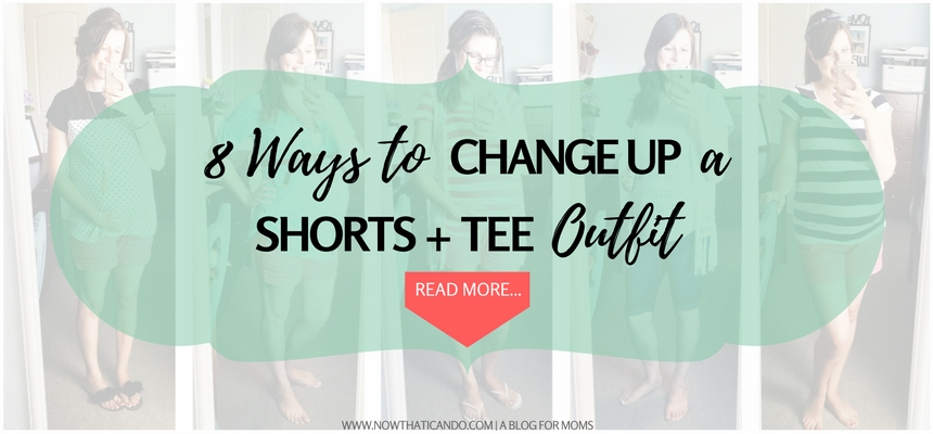 Do you find yourself living in shorts and a tee to stay cool during the summer? If you're bored of the same look over and over, try out these 8 ways to change it up without making you any warmer.