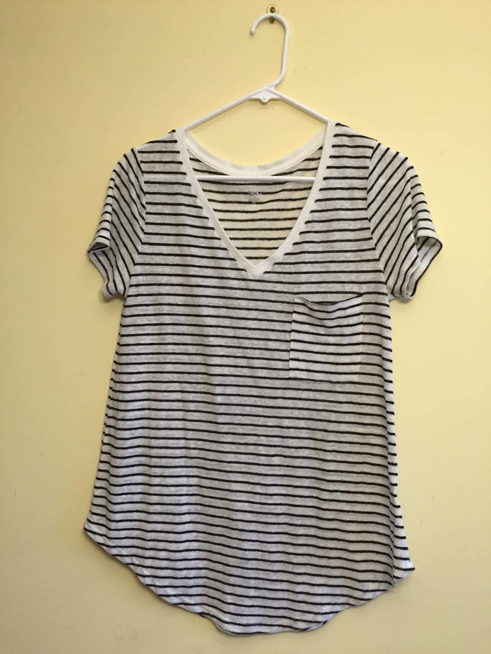 Striped Tunic (Target)