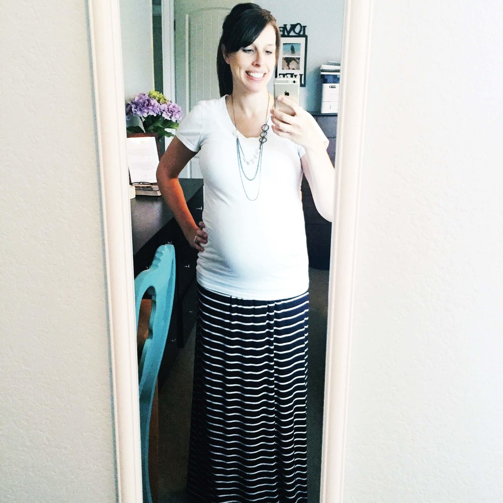 68+ Cute Maternity Outfits (from the Spring/Summer ...