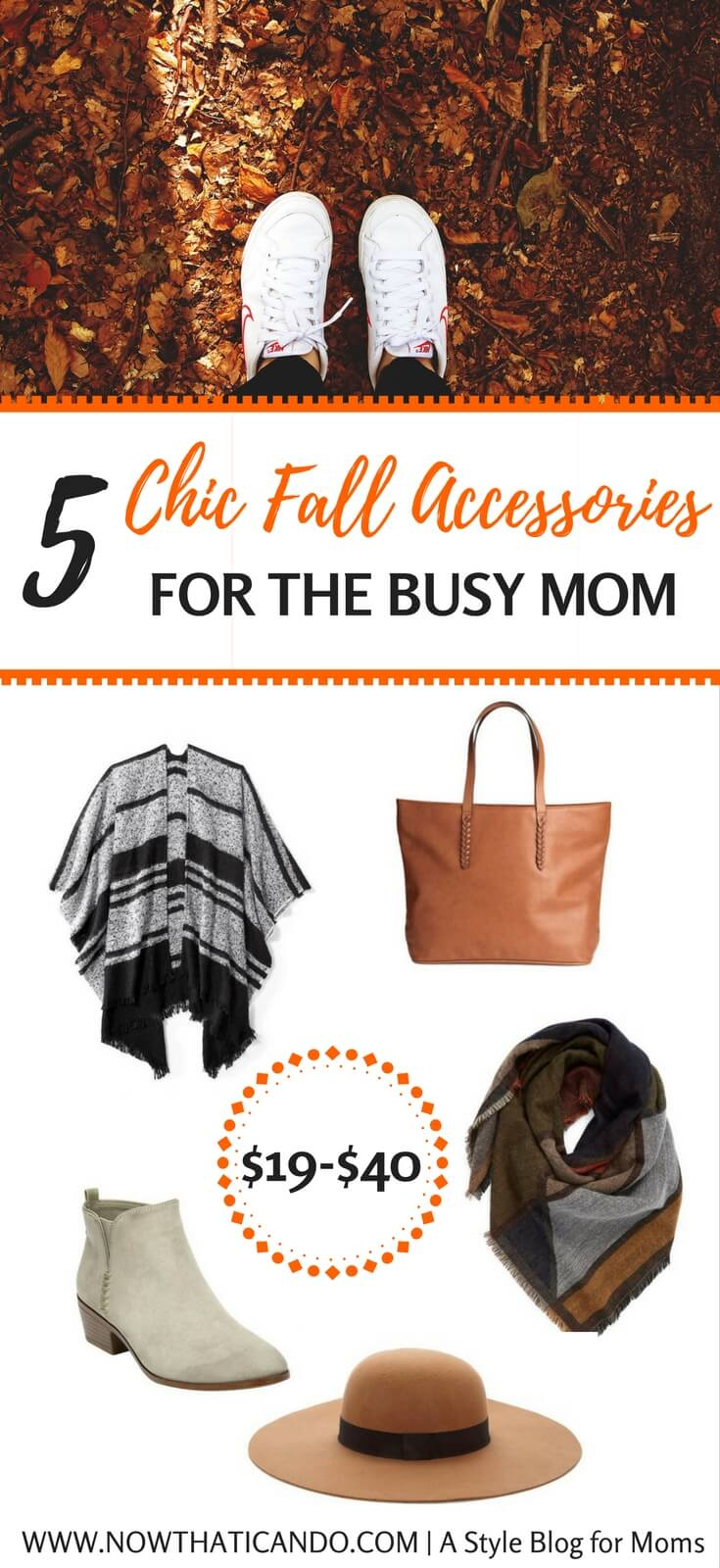 Fall into effortless mom style with these affordable accessories. Just one or two added to your current wardrobe can make your mom outfits extra stylish. Click through to see these affordable picks.