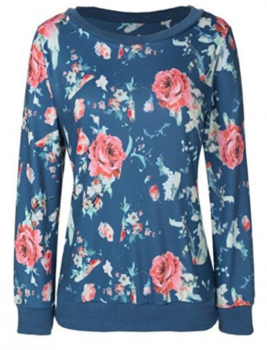 cute and feminine floral sweatshirt hoodie (2).JPG
