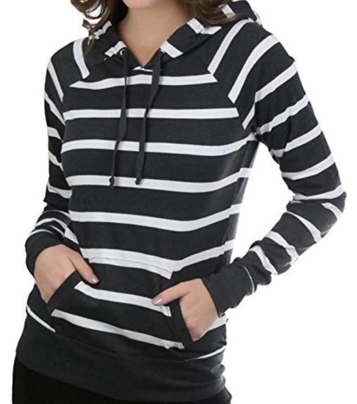 striped charcoal and white pullover hoodie (2).JPG
