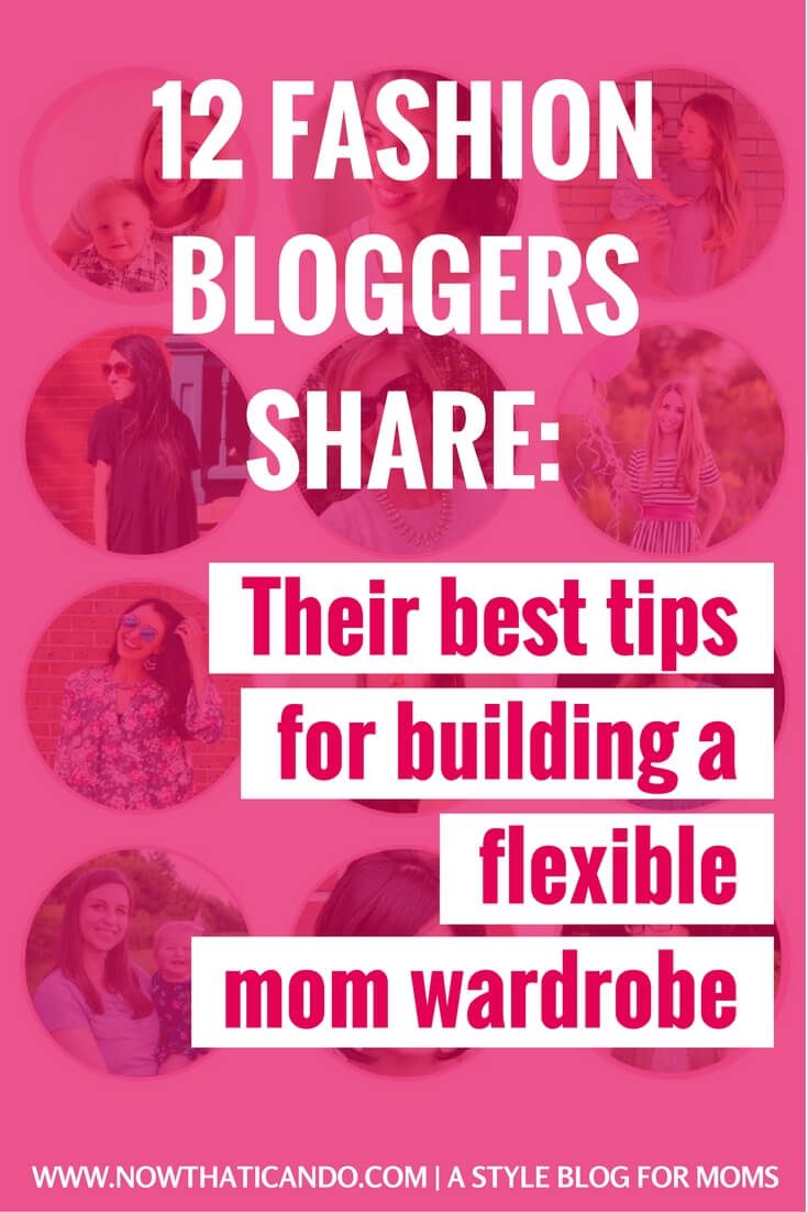 Awesome tips from the best! Check out what these mom bloggers had to say. I definitely want to apply some of these tips!