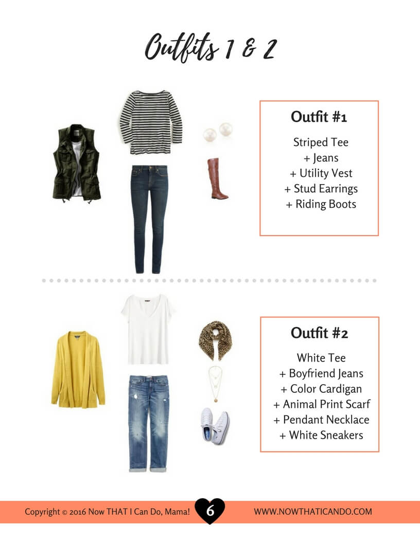 from the fall outfit guide