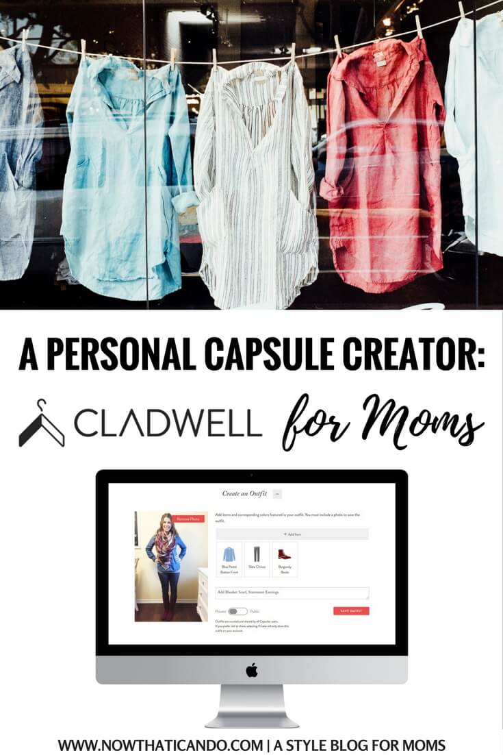 How to create a custom capsule in under 10 minutes with Cladwell. Pros and cons of the program