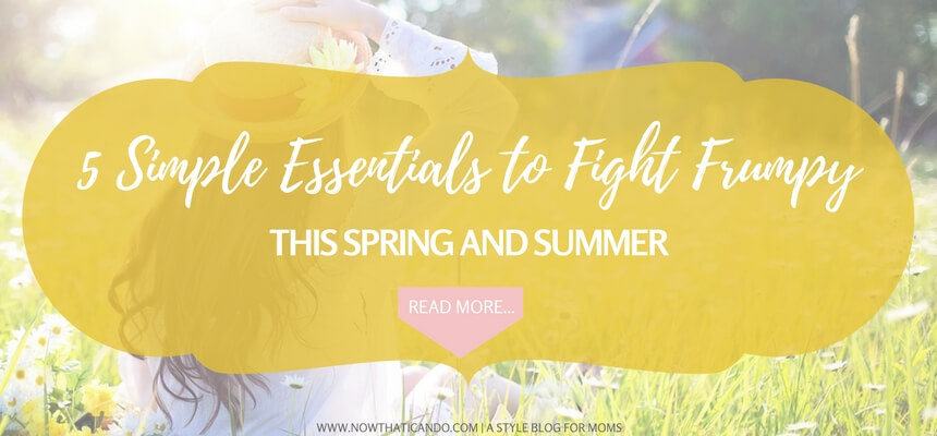 how to look pretty and feel healthy this spring and summer