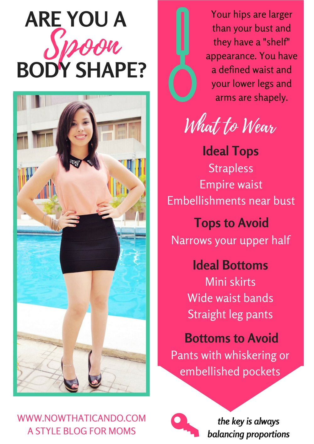 are you a Spoon Body Shape? (Hover to Save on Pinterest!)