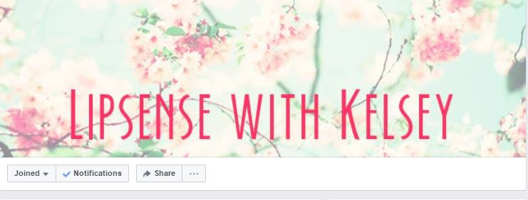 Click here to join Kelsey's Facebook Page and get free shipping!