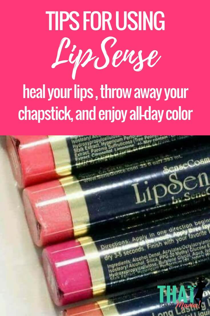 How To Use Lipsense To Heal Your Dry Lips And Get Color That Stay All Day