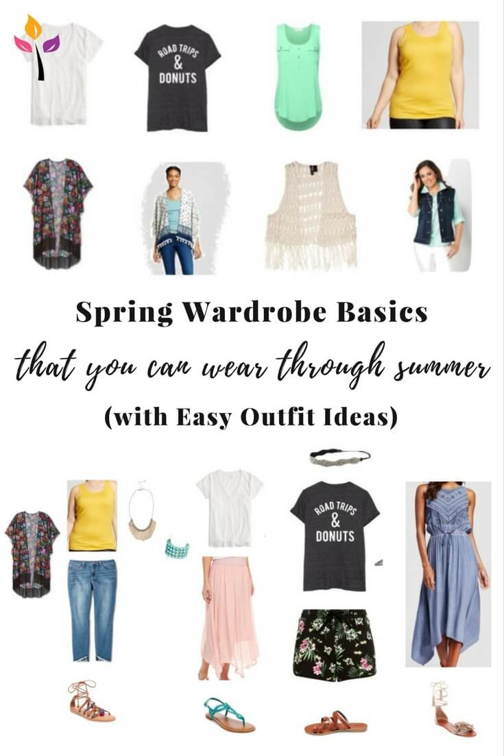 What to shop for to last 2 or more seasons and get you more bang for your buck. You can be fashionable on a budget! Tips for moms who want to look put together for less.