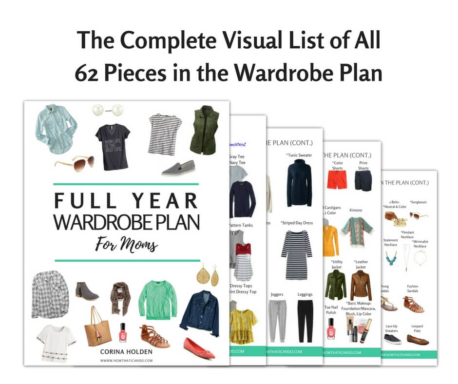 Full Year Wardrobe Plan Free Download, Printable Plan Checklist and Outfit Ideas (3).jpg