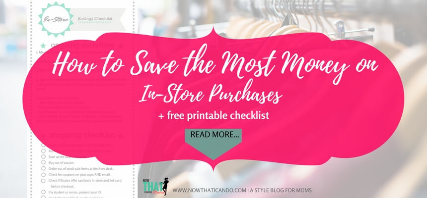 Do you struggle saving money while you're shopping at the mall Shopping with a clothing budget doesn't have to be hard! Here are some great tips on ways to maximize your savings (4).jpg