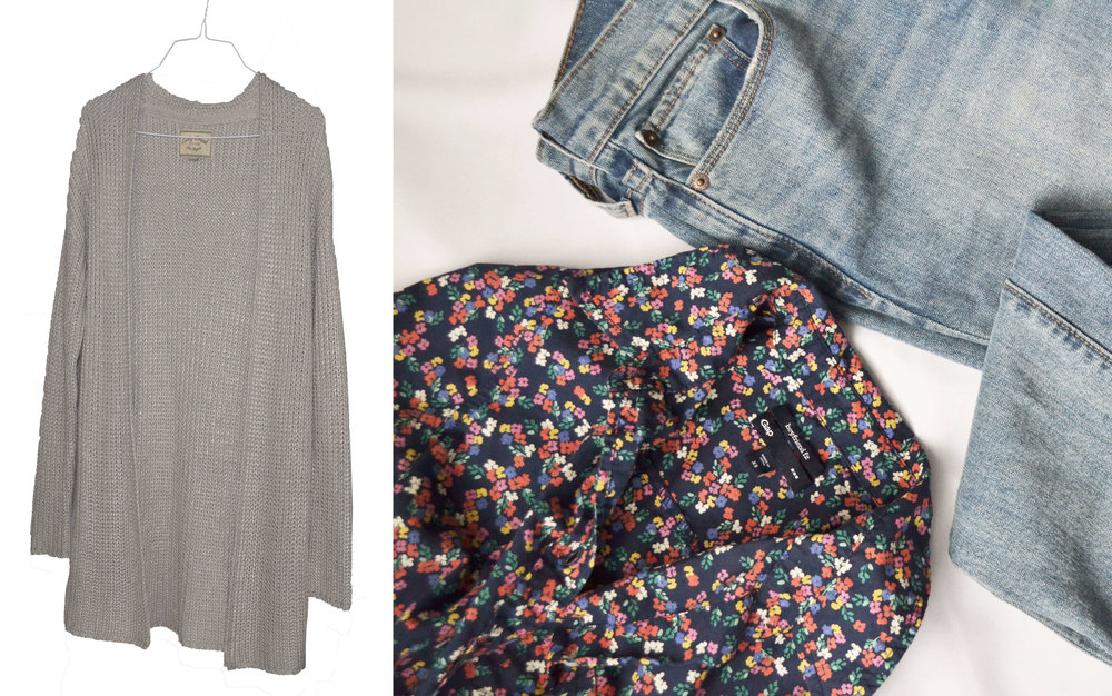 Whatever the season may be, putting together versatile #outfits for mom life doesn't have to be hard! These #tips and #ideas are super helpful and mom friendly! #mom #fashion #easy #clothes #style