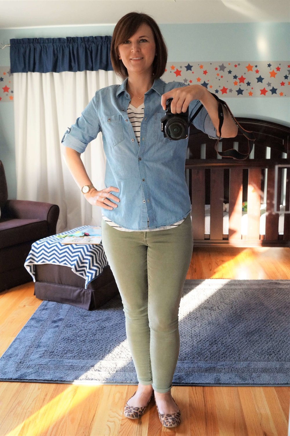 Credit: Dana in Frumpy Fighters. Click for Outfit Formula.