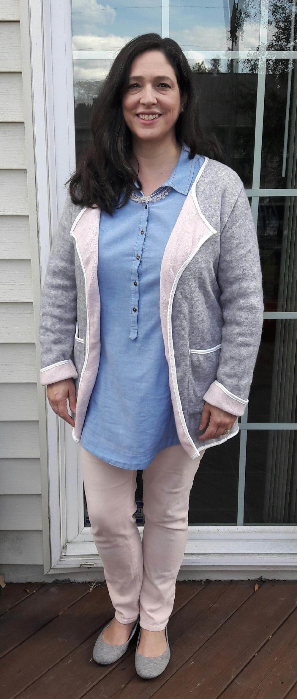 Credit: Laurie in Frumpy Fighters. Click for outfit formula.
