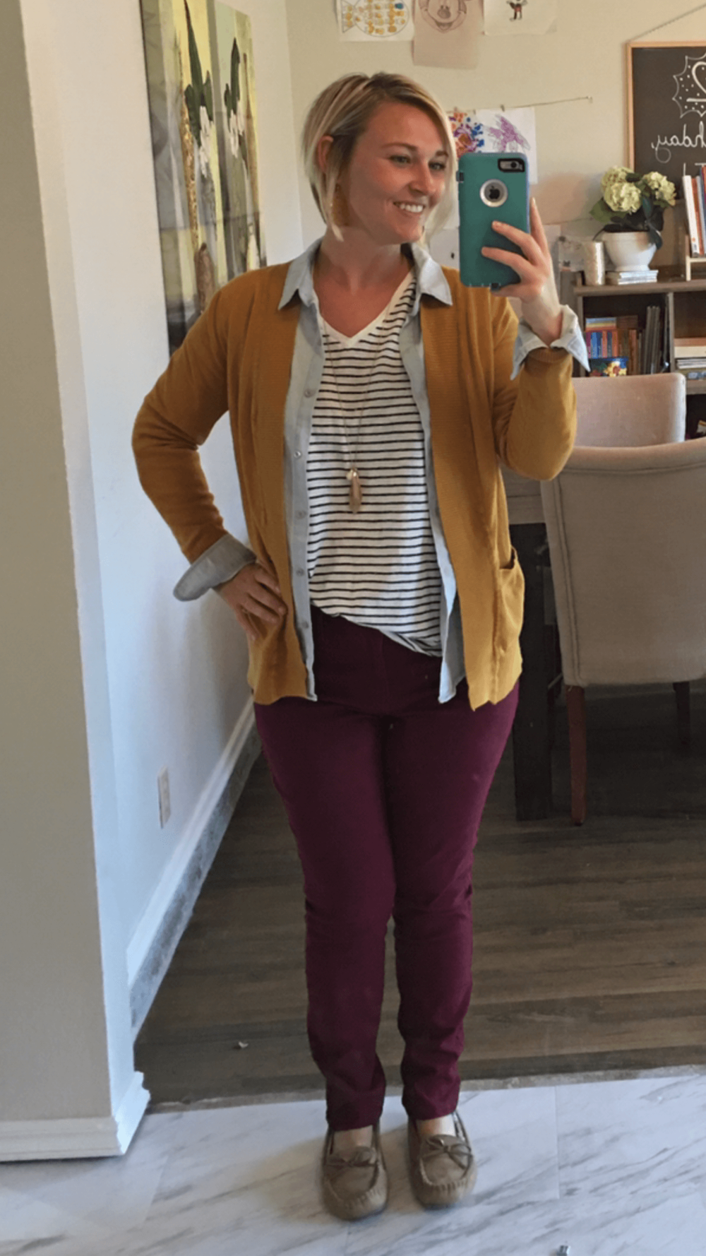 Credit: Carrie in Frumpy Fighters. Click for Outfit Formula.