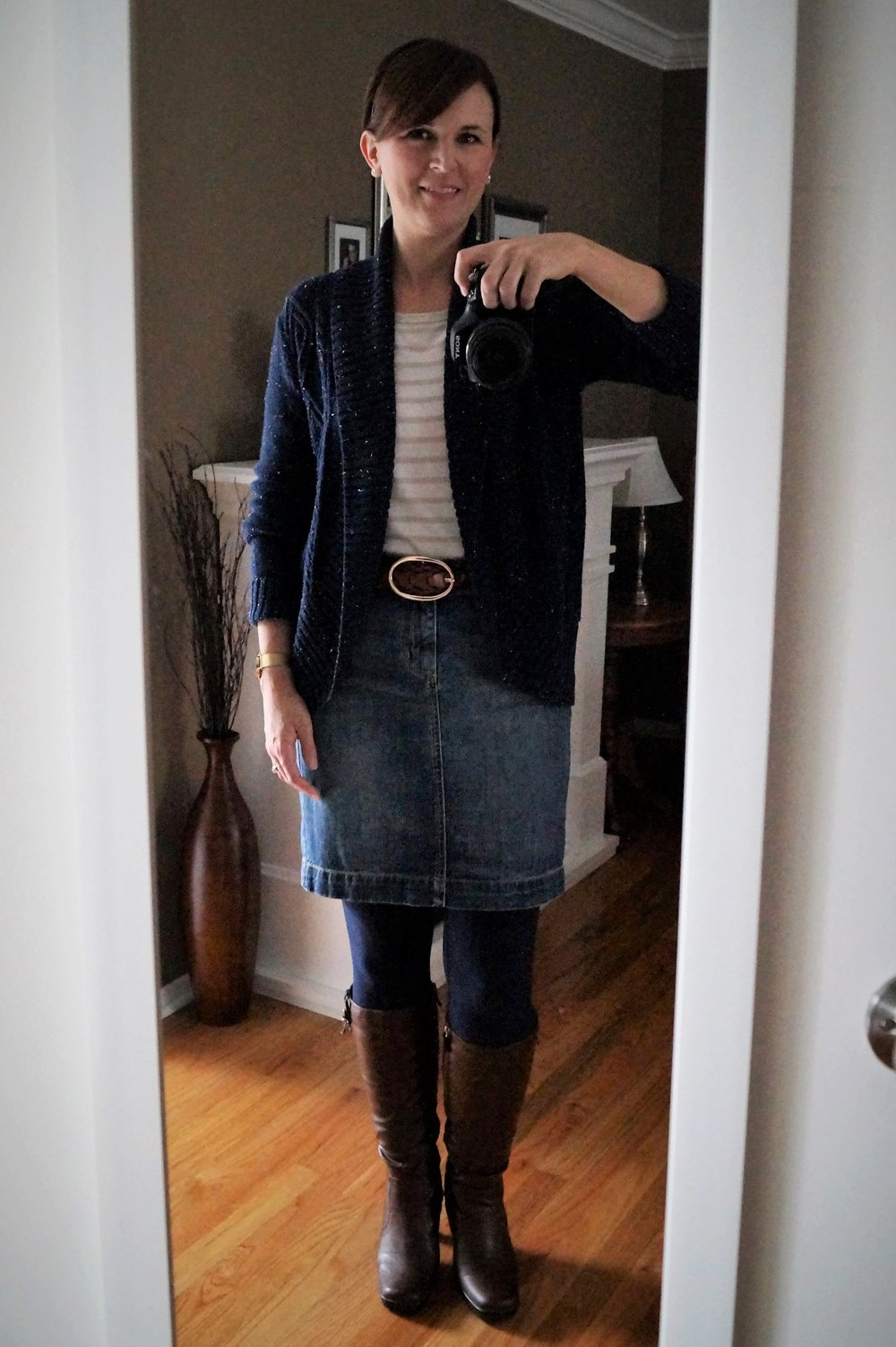 CONTEST WINNER! Credit: Dana in Frumpy Fighters. Click for outfit formula.