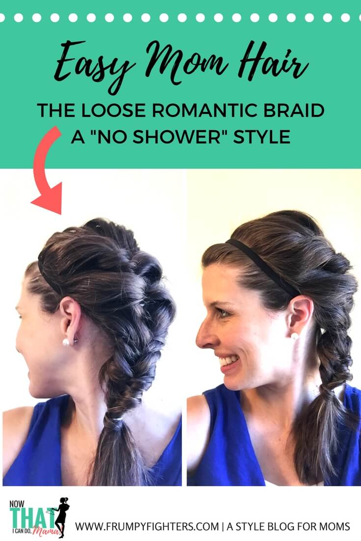 I am always needing new ideas for what to do with my unwashed hair that's quick and easy! I love the #tips and #tricks that this blog has to help me conquer #momlife. No frumpy hair here! #mom  #fashion #outfits # ideas #easy #clothes #style #hair #easyhair #hairstyles