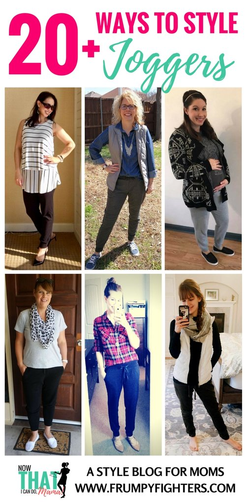 754daae73f How to Wear Joggers Without Looking Frumpy (with Easy Style Rules and 20+  Outfit