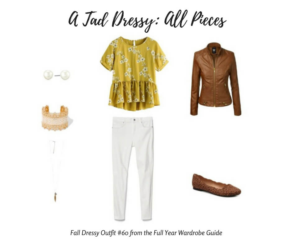 How to look put together but comfy at home and adapt an outfit for errands or dressy occasions.