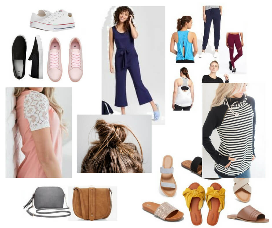 Comfy trends moms can take advantage of to fight the frump comfortably!
