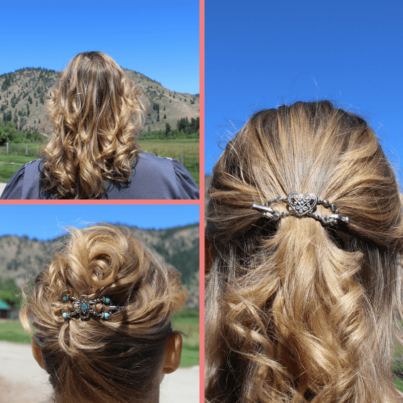 10 Easy Fast Feminine Hairstyles For Moms 5 Minutes Or Less