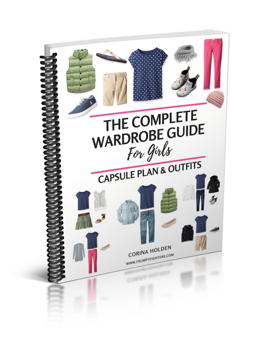 Cover Compressed - Girl's Complete Wardrobe Guide with Capsule Plan & Outfits.png.png