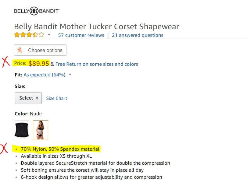 Squeem versus Belly Bandit Mother Tucker Review on Amazon - Best waist cincher postpartum.JPG