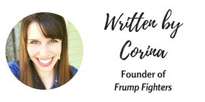 Corina Founder of Frump Fighters Easy Mom Fashion