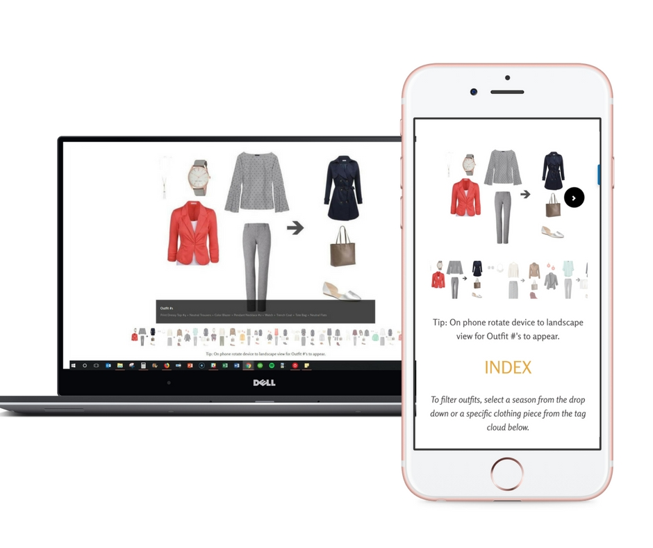 Outfit Gallery Web App